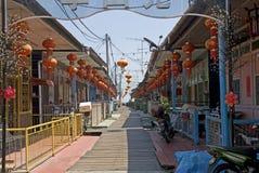 李跳船,乔治城,槟榔岛,马来西亚 库存照片