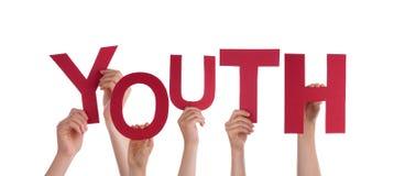 Νεολαία εκμετάλλευσης ανθρώπων Στοκ φωτογραφίες με δικαίωμα ελεύθερης χρήσης