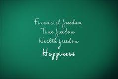 Счастье Стоковые Изображения RF