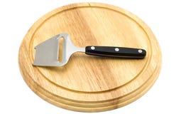 厨刀 免版税图库摄影