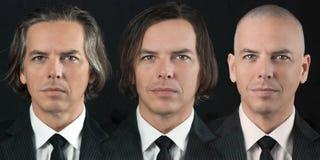 Прогрессивные стили причёсок Стоковые Фотографии RF