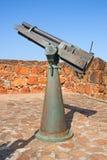 堡垒在马普托,莫桑比克 免版税库存照片