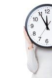 Концепция контроля времени Стоковые Изображения