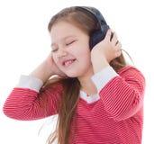 Μουσική, ηλεκτρονική, παιδί και νεολαία Στοκ Εικόνα