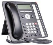 Τηλεφωνικό σύνολο γραφείων Στοκ Εικόνες