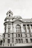 老战争办公室,国防部,伦敦 图库摄影