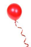 красный цвет воздушного шара Стоковая Фотография RF