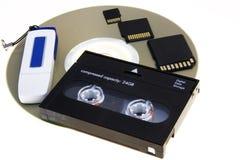 хранение памяти средств Стоковое фото RF
