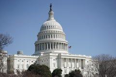 美国国会 库存照片
