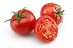 新鲜的蕃茄 图库摄影