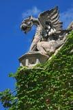 芝加哥大学 免版税库存图片