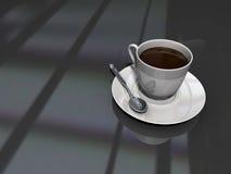 另一个咖啡杯 免版税库存照片