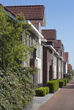 Γειτονιά μεσαίας τάξης Στοκ Εικόνα