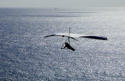 το ανεμοπλάνο κρεμά Στοκ εικόνες με δικαίωμα ελεύθερης χρήσης