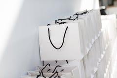 Хозяйственные сумки Стоковое Фото