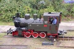 Ιστορικό τραίνο ατμού Στοκ εικόνα με δικαίωμα ελεύθερης χρήσης