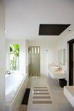 εσωτερική πλύση δωματίων Στοκ εικόνες με δικαίωμα ελεύθερης χρήσης