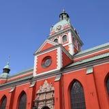 斯德哥尔摩地标 免版税库存图片