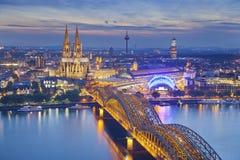 Κολωνία Γερμανία Στοκ Εικόνα