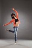 舞蹈激情 免版税库存图片