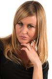 Блондинка Стоковые Фотографии RF