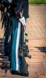 Οι βασίλισσες φρουρούν, Δανία Στοκ Εικόνες