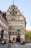 观光在纽伦堡 免版税图库摄影