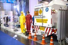 Безопасность в фабрике Стоковые Фотографии RF