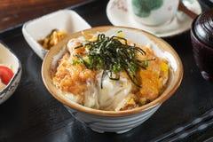 Ιαπωνικά τρόφιμα Στοκ εικόνες με δικαίωμα ελεύθερης χρήσης