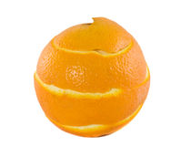πορτοκαλιά φλούδα Στοκ φωτογραφία με δικαίωμα ελεύθερης χρήσης