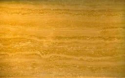 米黄大理石作为背景 图库摄影