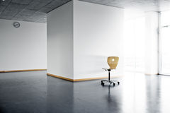 空的椅子 免版税库存照片
