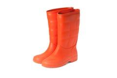 Резиновые ботинки Стоковое Изображение RF