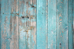 Древесина абстрактной предпосылки старая покрашенная Стоковое Изображение RF
