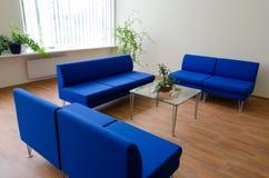 Комната отдыха на офисе Стоковое фото RF