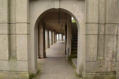 石拱道 免版税库存图片