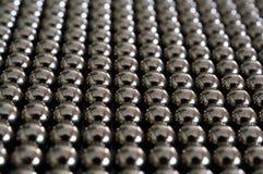 Μαγνητικές σφαίρες Στοκ φωτογραφία με δικαίωμα ελεύθερης χρήσης