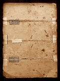 старая бумага Стоковое фото RF