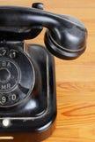 古色古香的电话 图库摄影