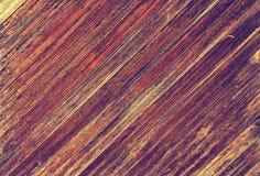 Εσωτερικό σχέδιο - ξύλινος τοίχος Στοκ Εικόνες