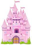 魔术城堡 免版税库存照片