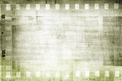 胶卷画面 免版税库存图片