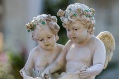 Молодые ангелы Стоковое Изображение RF