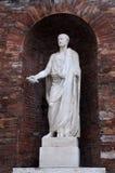 Μεσαιωνικό γλυπτό στη Ρώμη Στοκ Εικόνες