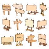 Πίνακας σημαδιών Στοκ Εικόνα