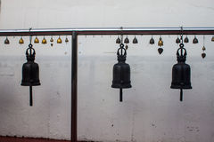 古铜色响铃 免版税库存图片