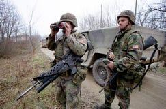 美国陆军 免版税图库摄影
