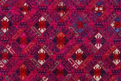 Этническая картина вышивки Стоковые Фото