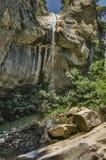 большой водопад Стоковое Изображение
