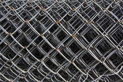 Пристальный взгляд металла Стоковое Изображение RF